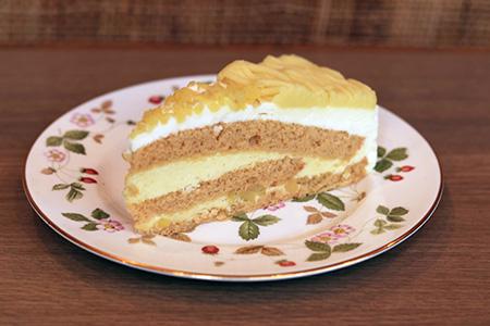 Marron cake